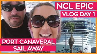 Norwegian Epic Valentines Haven Trip | Cruise Vlog Day 01