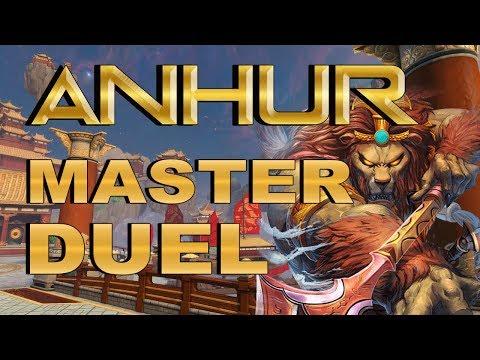 SMITE! Anhur, Late vs early... la batalla xD! Master Duel S4 #98