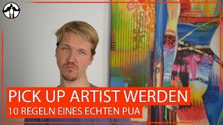 pick up artist werden