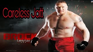 New Punjabi Song 2017 - Brock Lesner Vs All (careless Jatt Sidhu Moosewala)