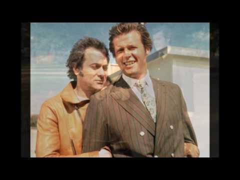 Amicalement Vôtre (The Persuaders!) - Roger MOORE & Tony CURTIS