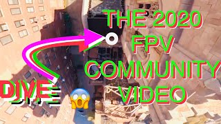 The 2020 FPV COMMUNITY VIDEO + GIVEAWAY ANNOUNCMENT!