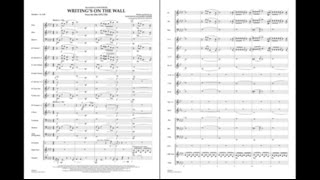 Writing's on the Wall (from Spectre) arr. Michael Brown