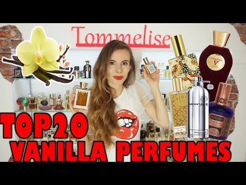 POWER OF VANILLA PERFUME: TOP 20 VANILLA FRAGRANCES  | Tommelise