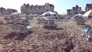 preview picture of video 'De Haan - the beach'