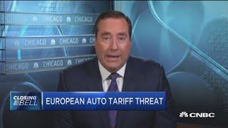 US considering 25% tariff on European auto imports