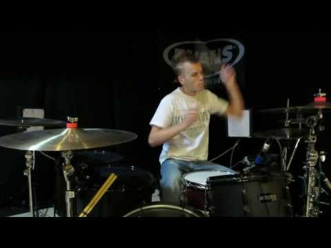 Daughtry - Long Live Rock & Roll - Drum Cover - Brooks