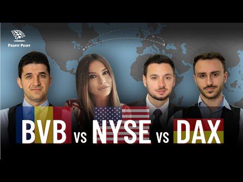 BVB sau NYSE - Bursa locala sau bursele internationale - Educatie Financiara - Investitii - 2021