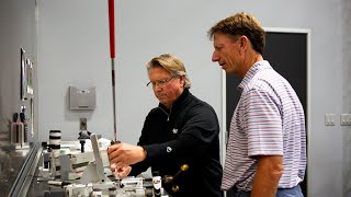 Brad Faxon, Are You Born A Great Putter? | Scotty Cameron Putters