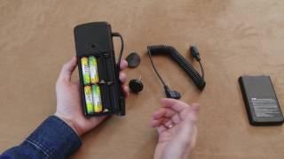 Батарейный блок JJC для вспышки Canon, Nikon, Sony