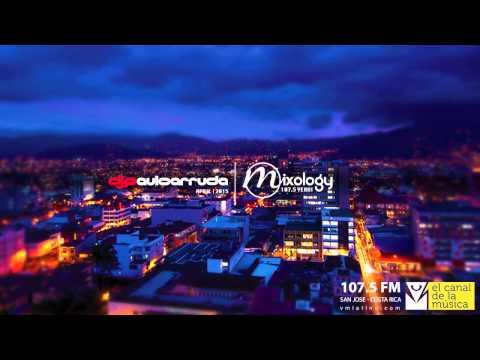 DJ Paulo Arruda LIVE – Mixology 107.5 FM San Jose  Costa Rica