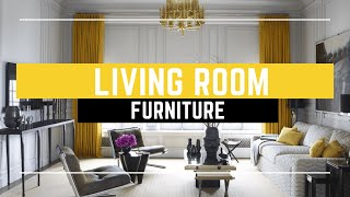 🔴 Living Room Furniture Arrangement Examples