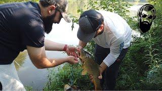 თევზაობა კობრზე ''საზანზე'' ფილადელფიაში