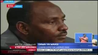 KTN Leo Wikendi: Waasi wa chama cha ODM huenda wakafukuza baada ya kuhamia chama cha Jubilee