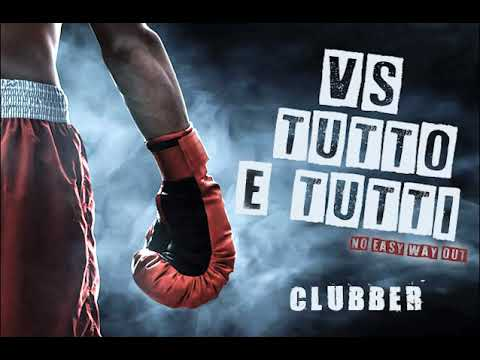 Clubber X Robert Tepper - Vs Tutto E Tutti (No Easy Way Out)