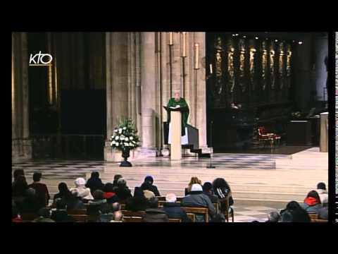 Messe du 23 janvier 2015