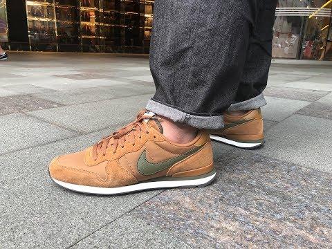 My Favorite Nike Sneakers: Nike Internationalist (Ale Brown)
