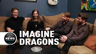 Imagine Dragons on Being Famous & Never Having Enough Deodorant