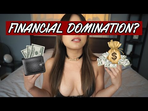 Financial Domination 101 - What is Findom?