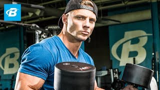 Steve Cook's Strength-Building Chest And Back Workout by Bodybuilding.com