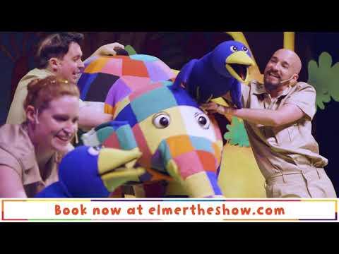 Elmer – The Patchwork Elephant