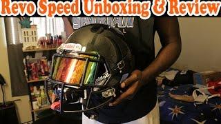 Ridell Revolution Speed Helmet | SportsUnlimitedInc.com Football Helmet Unboxing