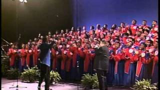 """What A Friend We Have In Jesus"" - Mississippi Mass Choir"