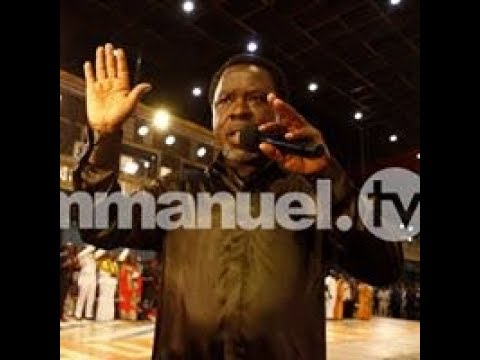SCOAN 14/10/18: Mass Prayer, Prophecy & Deliverance with TB Joshua
