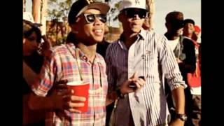 Chris Brown Ft. Tyga - G shit (chopped & screwed remix)