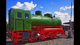 preview picture of video 'Eisenbahnmuseum Gramzow/Uckermark'