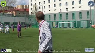 29.04.2018 Сокол - Родина (2006 г.р. 1ый состав) - голы