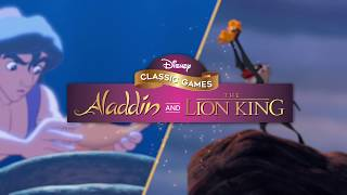 Disney Classic Games: Aladdin and The Lion King Announcement Trailer