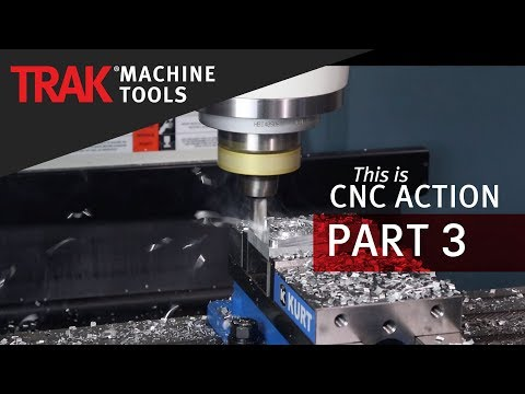 Milling a Euclid Block | CNC Machining Action | Episode 3