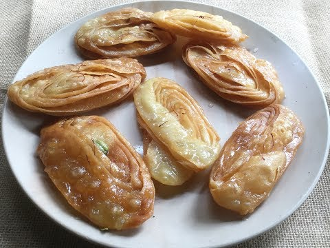Khaja Recipe (Bengali Style) | Sweet Chirote | Indian Dessert | Traditional Recipe – In Bengali