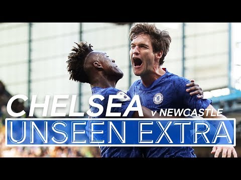 Marcos Alonso Strike Makes it Three Wins in Three! | Chelsea 1-0 Newcastle | Unseen Extra