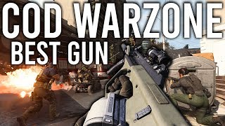 Call of Duty Warzone Best Gun