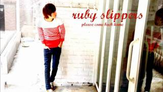 donnie klang - ruby slippers ♥