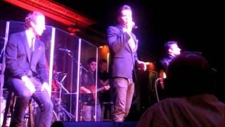 """Me He Enamorado De Ti"" by The Tenors in NYC on Jan 15 2013"