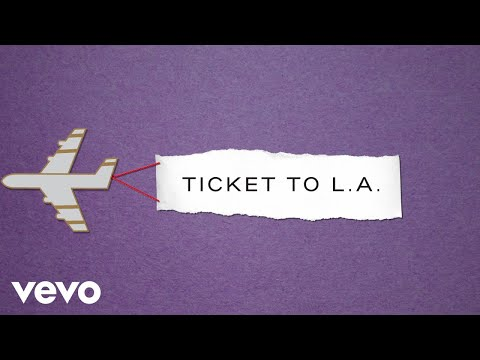 Brett Young - Ticket To L.A. (Lyric Version)