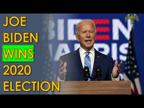 Joe Biden WINS 2020 PRESIDENTIAL ELECTION after taking lead in Pennsylvania; TRUMP DEFEATED
