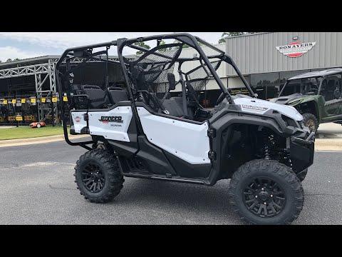 2021 Honda Pioneer 1000-5 Deluxe in Greenville, North Carolina - Video 1