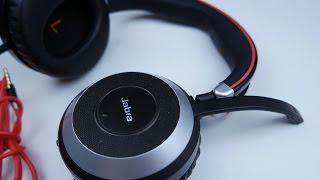 Jabra Evolve 80 Review - Kopfhörer mit guter ANC