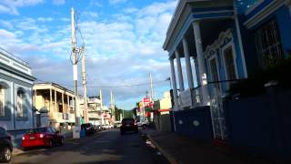 preview picture of video 'Leaving Yauco, Puerto Rico'