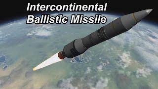 KSP - Intercontinental Ballistic Missile - ICBM