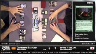 Pro Tour Magic 2015 - Round 13 (Standard) - Christian Seibold vs. Yuuki Ichikawa