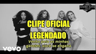 Little Mix   Strip (TraduçãoLegendado) (PT BR) (Clipe Oficial) Ft. Sharaya J