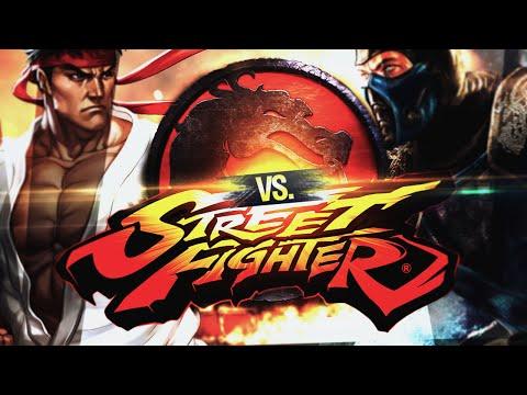 Baixar Música – Mortal Kombat vs. Street Fighter – 7 Minutoz – Mp3