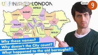 Why does London have 32 boroughs?