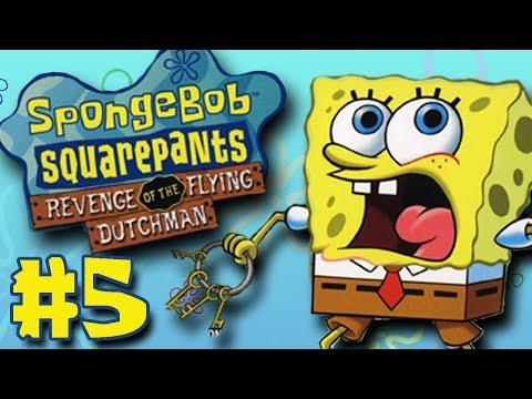 spongebob squarepants revenge of the flying dutchman gamecube review