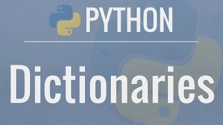 Python Tutorial for Beginners 5: Dictionaries - Working with Key-Value Pairs